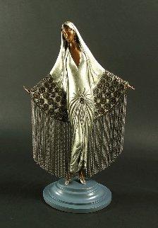 Beloved Bronze Sculpture 1987 17 in Sculpture -  Erte