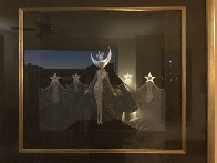 Queen of the Night 1985 Limited Edition Print by  Erte - 2