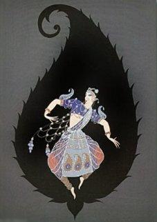 Bayadere 1986 Limited Edition Print -  Erte