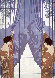 Winters Arrival 1984 Limited Edition Print by  Erte - 0