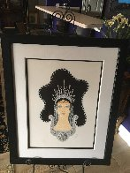 Precious Stones Complete Suite of 6 1969  Limited Edition Print by  Erte - 6