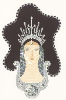 Precious Stones Complete Suite of 6 1969  Limited Edition Print by  Erte - 3