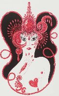 Precious Stones Complete Suite of 6 1969  Limited Edition Print by  Erte - 4