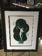 Precious Stones Suite of 6 1969 (Complete Suite) Limited Edition Print by  Erte - 8