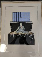 7 Deadly Sins: Series Avarice 1983 Limited Edition Print by  Erte - 2
