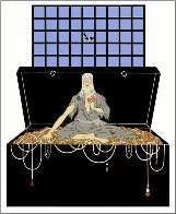 7 Deadly Sins: Series Avarice 1983 Limited Edition Print by  Erte - 0