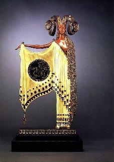 Golden Fleece Sculpture by  Erte