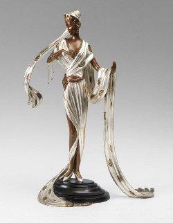 Scheherazade Bronze Sculpture Sculpture by  Erte