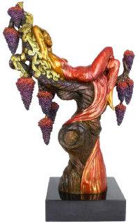 Heat Bronze Sculputure AP 1990 20 in Sculpture -  Erte