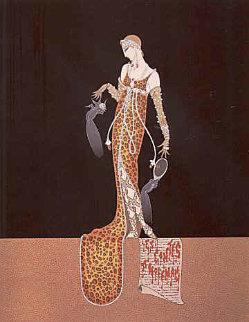 Giulietta 1983 Limited Edition Print -  Erte