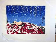 Sleeping Beauty 1983 Limited Edition Print by  Erte - 1