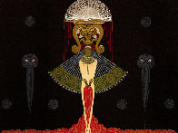 Salome 1981 Limited Edition Print by  Erte - 0