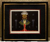 Salome 1981 Limited Edition Print by  Erte - 1