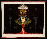 Salome 1981 Limited Edition Print by  Erte - 3