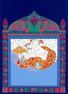 Twenties Remembered Again Suite:  Russian Faireytale 1978 Limited Edition Print -  Erte