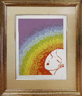 Rainbow in Blossom: Twenties Remembered Again Suite 1978 Limited Edition Print by  Erte - 1