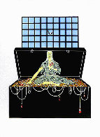 7 Deadly Sins : Avarice AP 1980 Limited Edition Print by  Erte - 0