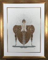 Radiance 1987 Limited Edition Print by  Erte - 1