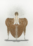 Radiance 1987 Limited Edition Print by  Erte - 0