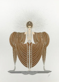Radiance 1987 Limited Edition Print by  Erte