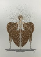 Radiance 1987 Limited Edition Print by  Erte - 6