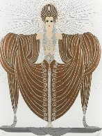 Radiance 1987 Limited Edition Print by  Erte - 8