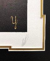 Alphabet Suite: Letter Y   1976 Limited Edition Print by  Erte - 3