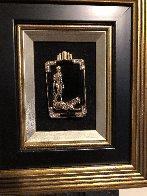 Letter L Brooch 5 in Jewelry by  Erte - 1