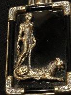 Letter L Brooch 5 in Jewelry by  Erte - 2