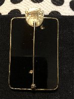 Letter L Brooch 5 in Jewelry by  Erte - 3