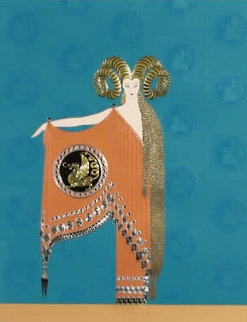 Myth And Magic Suite: Golden Fleece  Limited Edition Print -  Erte