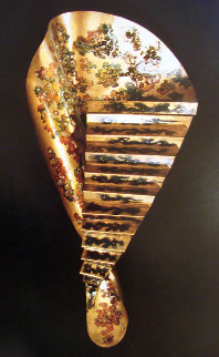 Ombre Et Lumiere Mixed Media Sculpture 1965 31 in Sculpture by  Erte