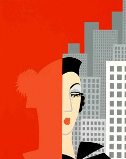Fashions Limited Edition Print by  Erte