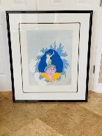 Coming of Spring 1982 Limited Edition Print by  Erte - 1
