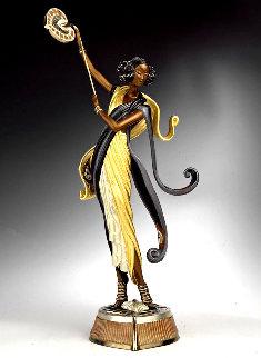 Arabian Nights Bronze Sculpture 1997 23 in Sculpture -  Erte