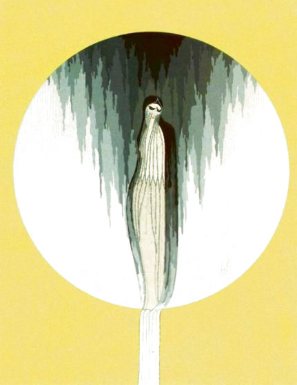 Four Emotions, Suite of 4 1983 Limited Edition Print by  Erte