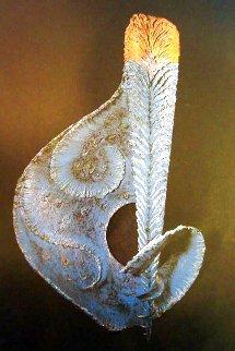 Phoenix Mixed Media Unique Sculpture 1964  45 in Rare Sculpture -  Erte