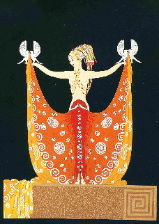 Venus 1986 Limited Edition Print -  Erte