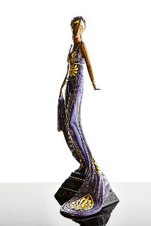 La Tosca Bronze Sculpture 1989 20 in Sculpture -  Erte