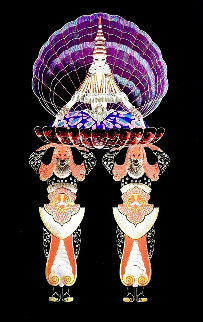 Mother of Pearl 1987 Limited Edition Print -  Erte