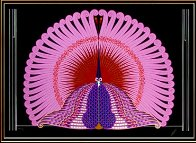 Phoenix And Reborn Framed Suite of 2 1983 Limited Edition Print by  Erte - 1