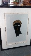 Queen of Sheba 1980 Limited Edition Print by  Erte - 1