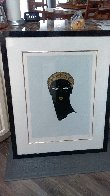 Queen of Sheba 1980 Limited Edition Print by  Erte - 7
