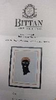 Queen of Sheba 1980 Limited Edition Print by  Erte - 4