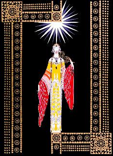 La Princess Lointaine 1984 Limited Edition Print -  Erte