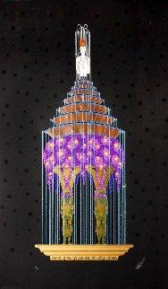 Perfume 1986 Limited Edition Print -  Erte