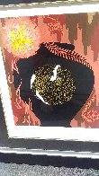 Autumn AP 1981 Limited Edition Print by  Erte - 5