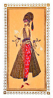 Calyph's Favorite Limited Edition Print -  Erte