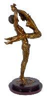 Amants Sculpture by  Erte - 1