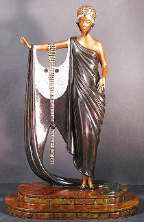 Sophisticated Lady 15 in Sculpture -  Erte